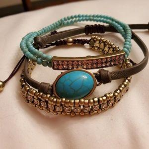 Premier Designs BFF Bracelet Set